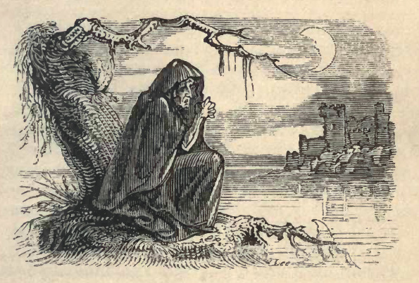 A depiction of the Banshee (photo: Wikimedia Commons).