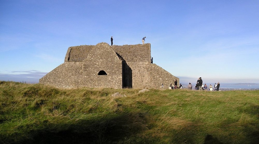 The Hellfire Club Lodge