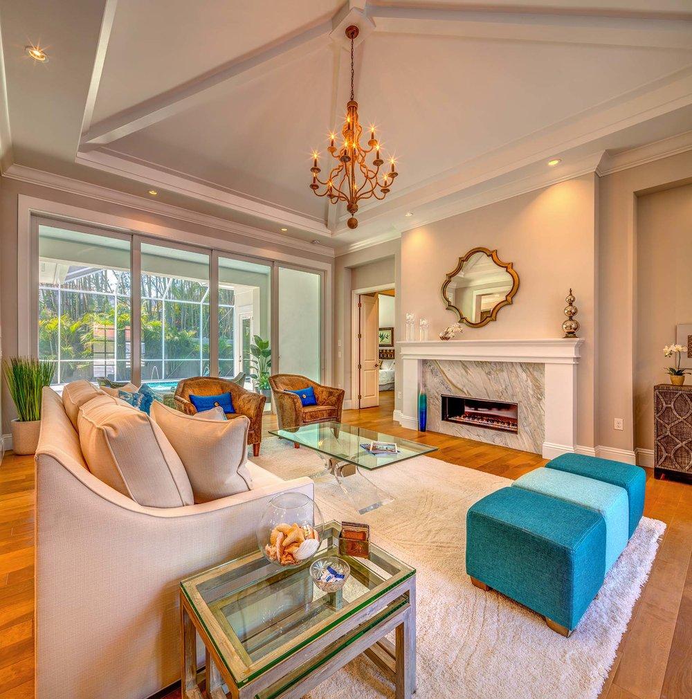 Coastal Architecture in Sarasota Florida Custom Home Builder