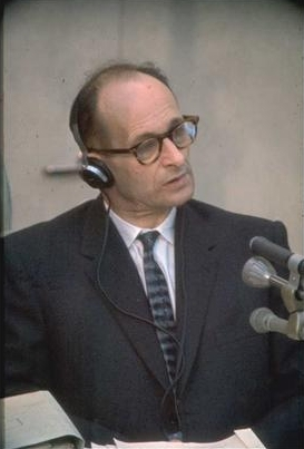The Banality of Evil: Eichmann on Trial