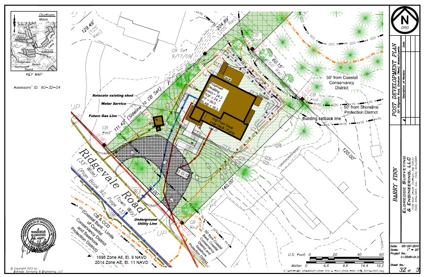 Zoning Board of Appeals Post Development Plan