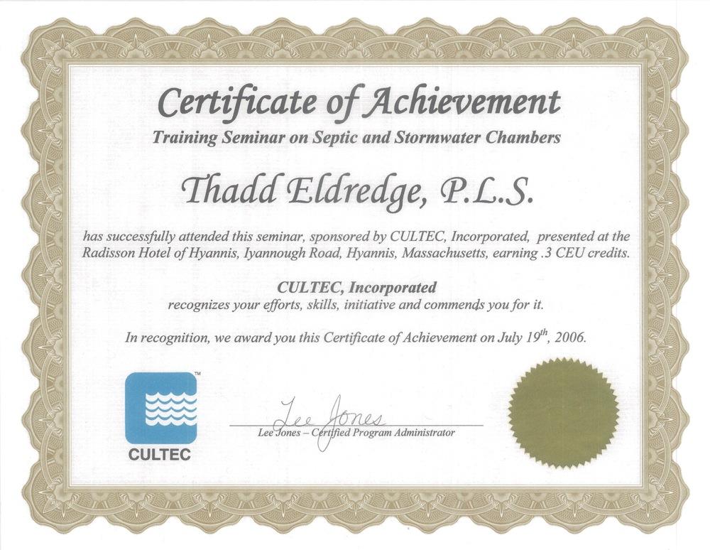 J Thaddeus Eldredge East Southeast Llc
