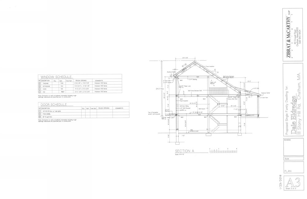 PDF of Architectural Plans