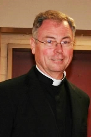 Father Tom Farrell, chaplain