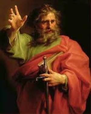 St. Paul, zealous lover of soul, Pray for us!