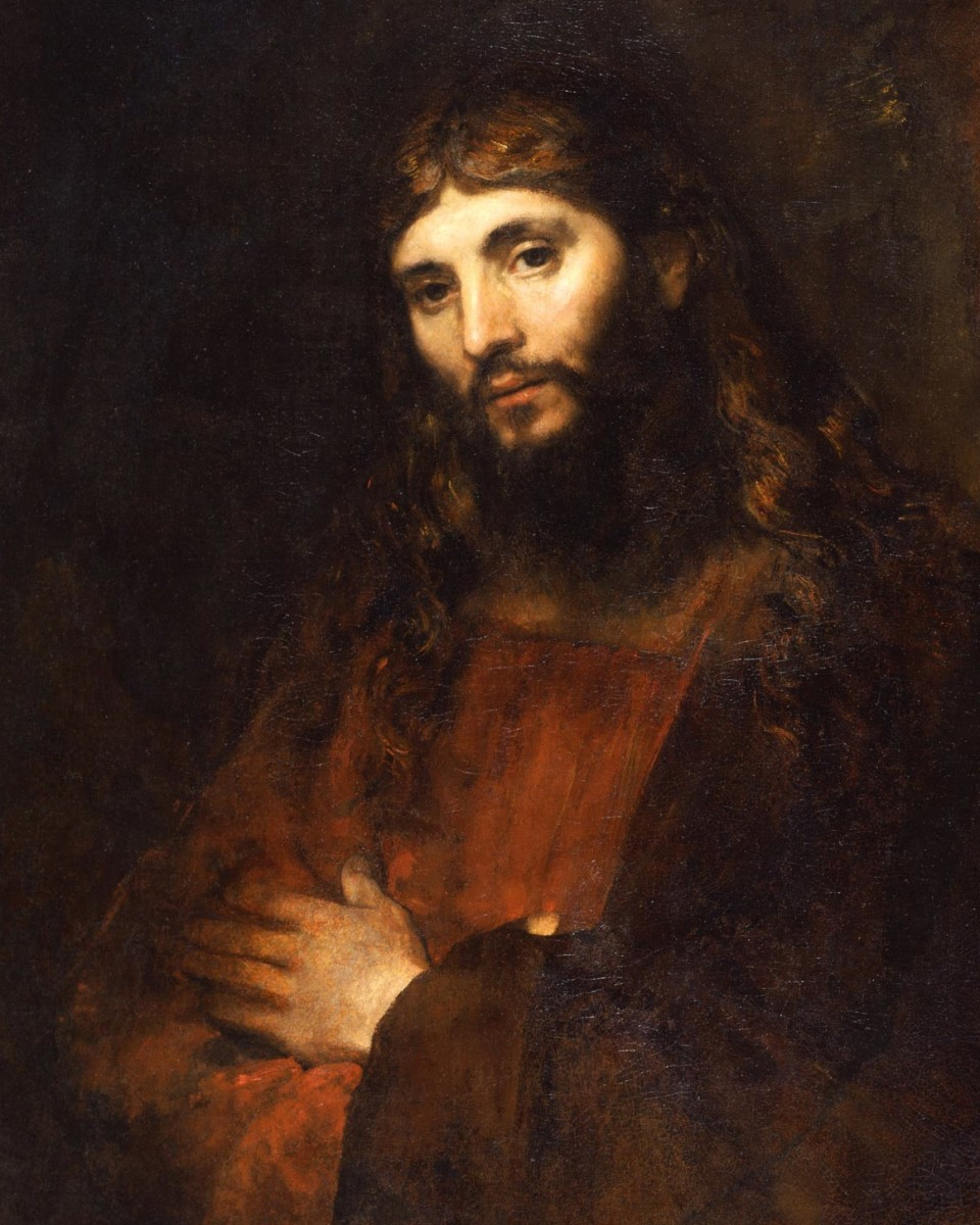Rembrandt's Christ the Lord
