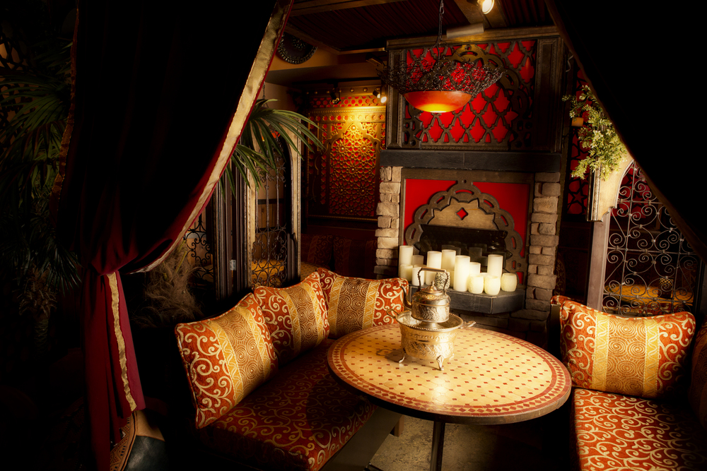 The casbah restaurant for Authentic moroccan cuisine