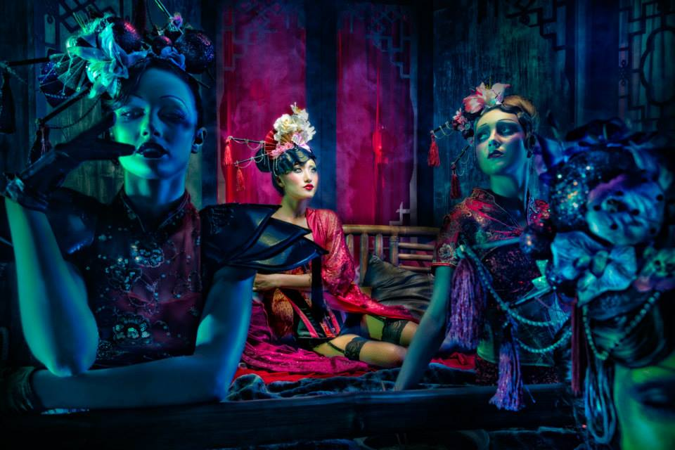 Mercury Makeup - Mariel McClorey Sydney Makeup Artist