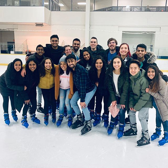 Some fun photos of us (trying to) ice skate at our semesterly retreat!  Exciting things coming soon, stay tuned and tell your friends to give us a follow :)