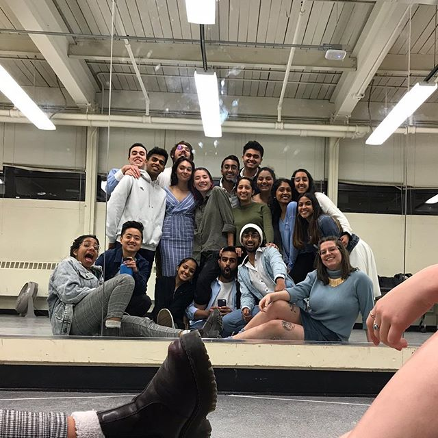 First Mirror Room pic! Things are ramping up in preparation for our first competition in Iowa City next week. Stay tuned 🤩