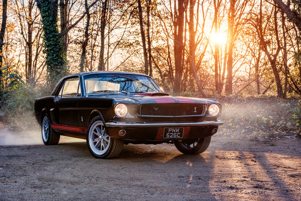 1965 Ford Mustang Shelby Tribute