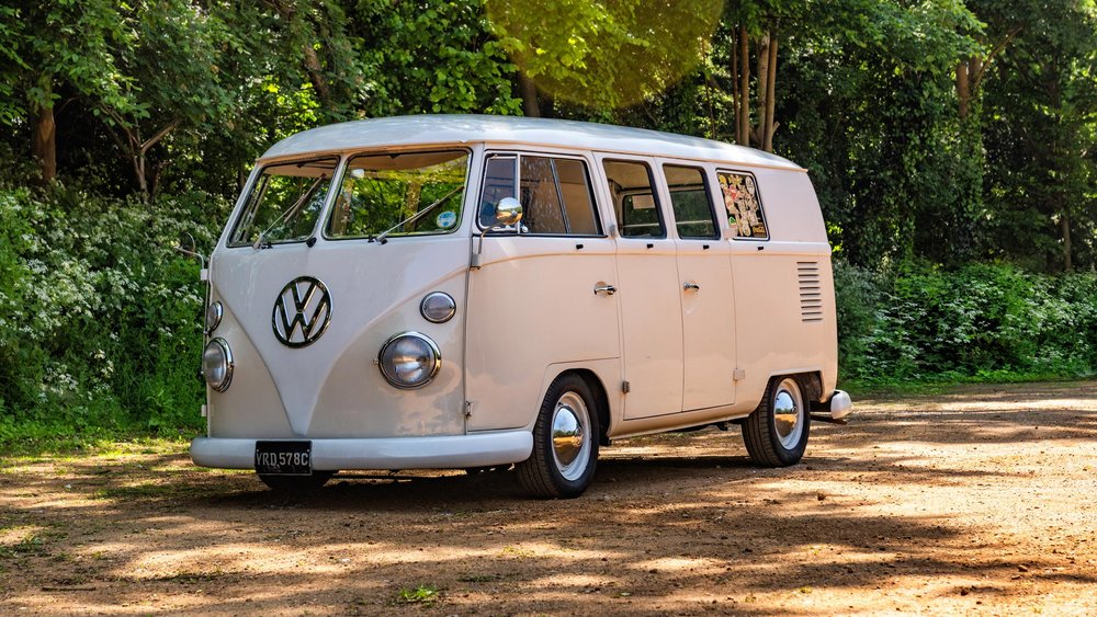 1965 VolksWagon Split-screen Safari Camper