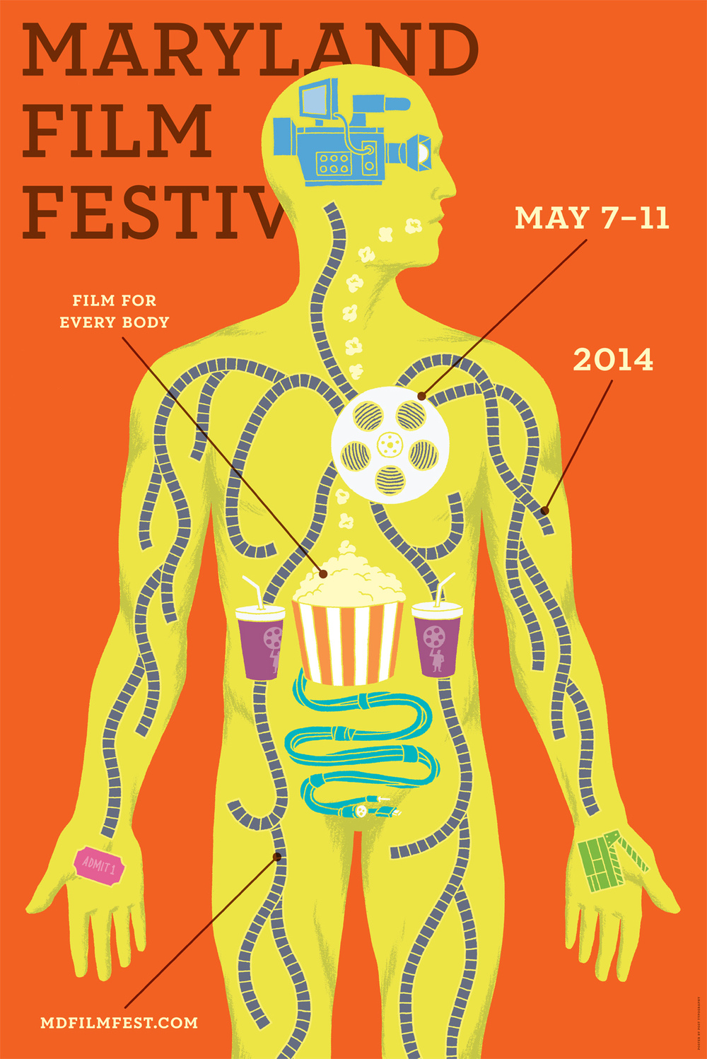 Maryland Film Festival 2014