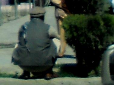 Afghan squat 02