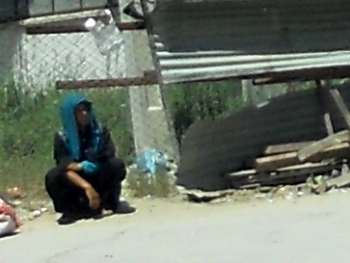 Afghan squat 08