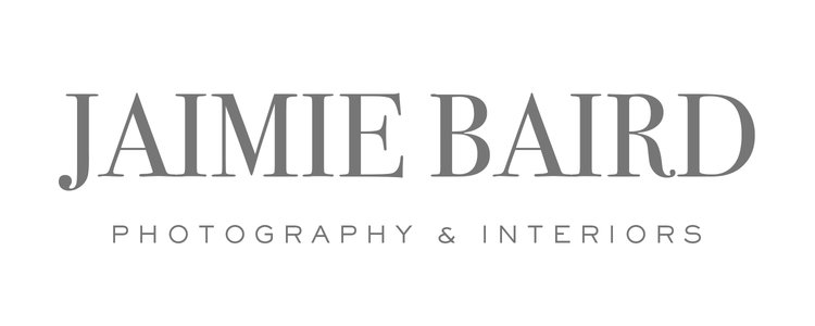 JAIMIE BAIRD Photography & Interiors