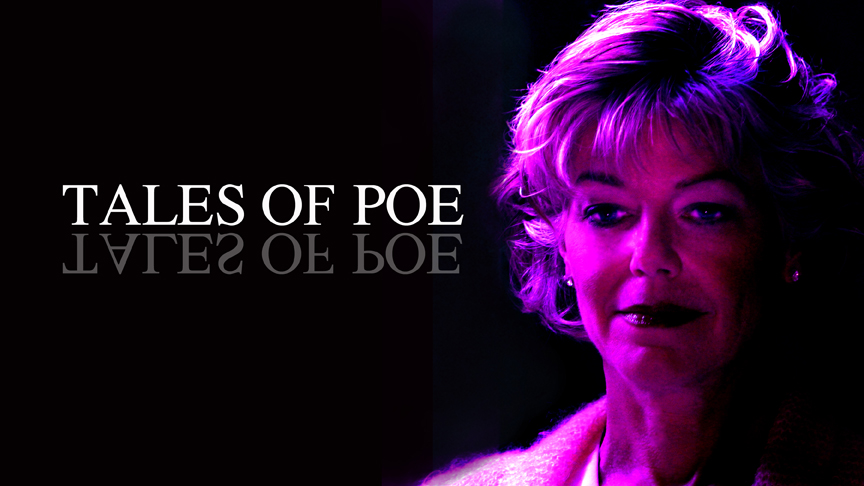 Adrienne King has a dual role as 'The Nurse' & 'The Queen of Dreams' in TALES OF POE's DREAMS
