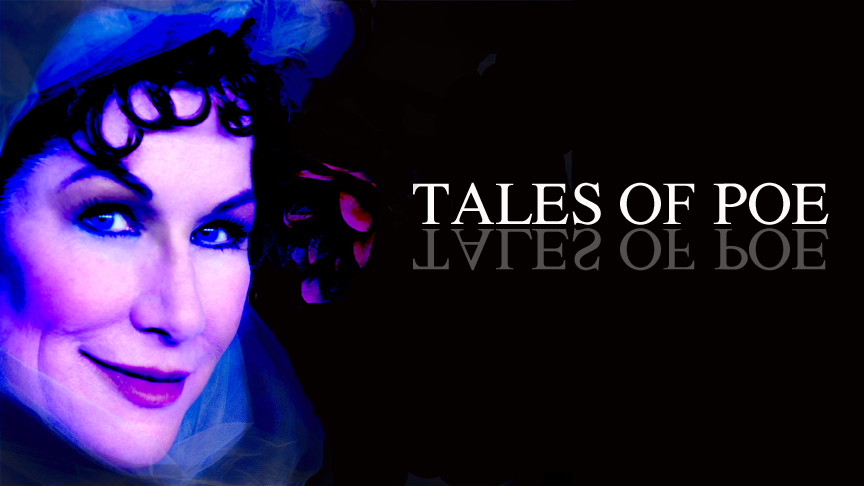 Caroline Williams is 'The Angel of Dreams' in TALES OF POE's DREAMS