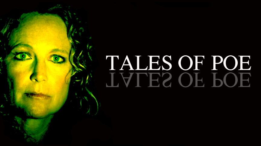 Amy Steel is 'The Mother of Dreams' in TALES OF POE's DREAMS