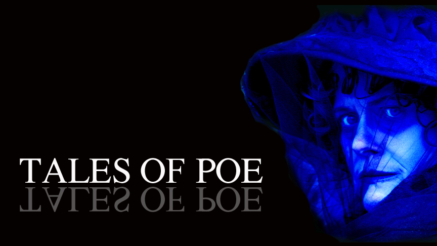 Lesleh Donaldson is 'The Woman in Black' in TALES OF POE's DREAMS