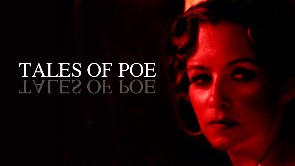 Debbie Rochon stars as 'The Narrator' in TALES OF POE's THE TELL TALE HEART