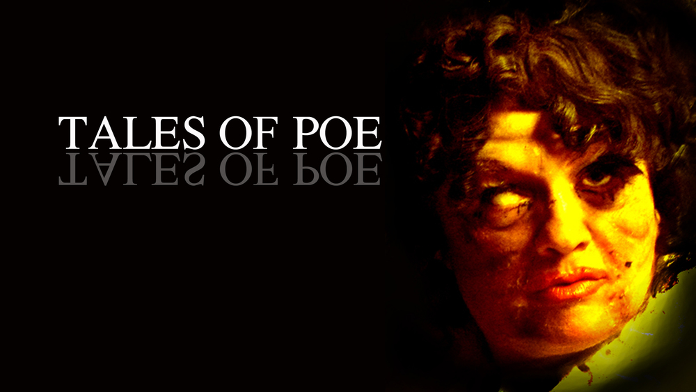 Alan Rowe Kelly stars as 'Peggy Lamarr' in TALES OF POE's THE TELL TALE HEART