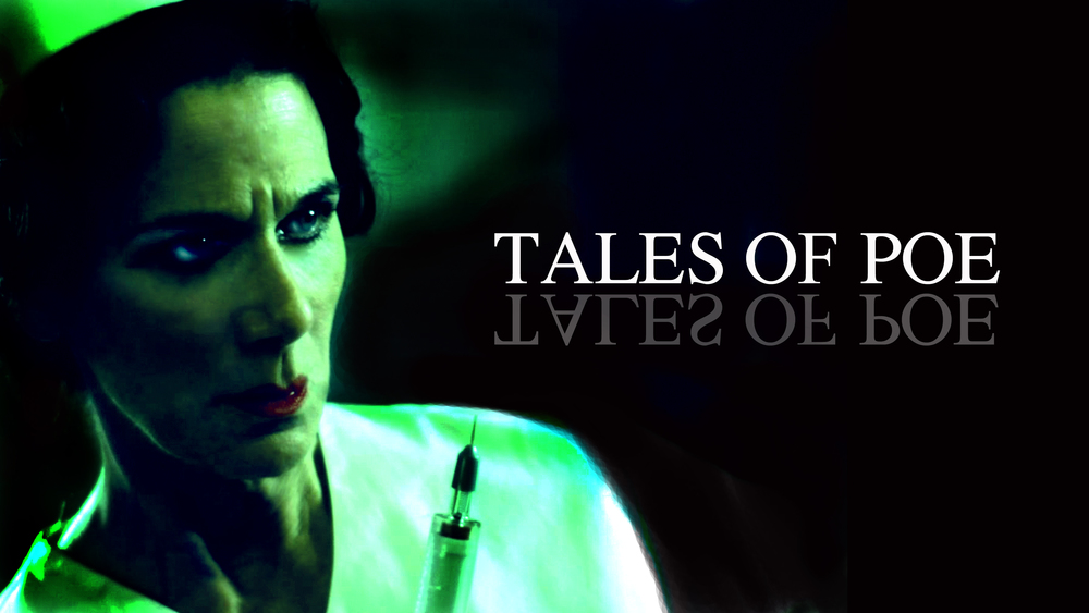 Desiree Gould as 'Nurse Malliard' in TALES OF POE's THE TELL TALE HEART
