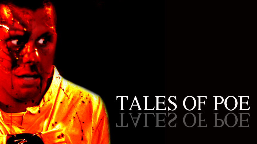 David Marancik as the insane 'Fritz' in TALES OF POE's THE TELL TALE HEART