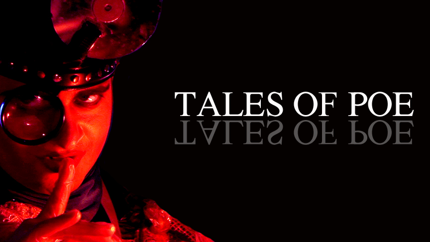 Michael Varrati is 'Dr. Tarr' in TALES OF POE's DREAMS