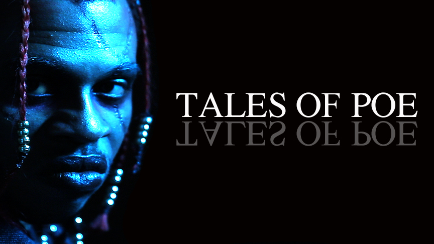 Cartier Williams as 'Kharon, the Collector' in TALES OF POE's DREAMS
