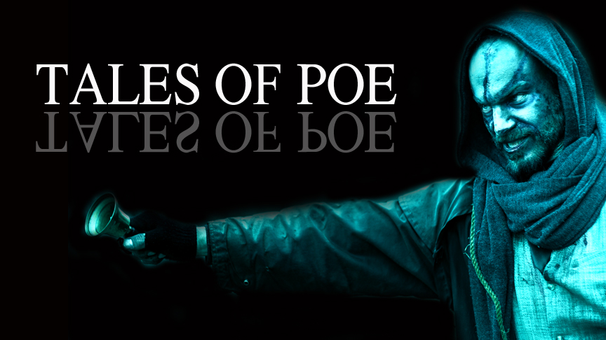 Joe Zaso as 'The Gravedigger' in TALES OF POE's DREAMS