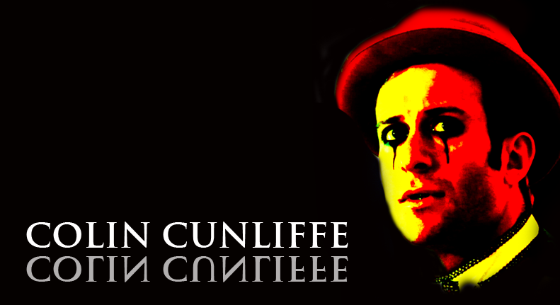 "COLIN CUNLIFFE plays ""The Suitor""  Click here for IMDB"