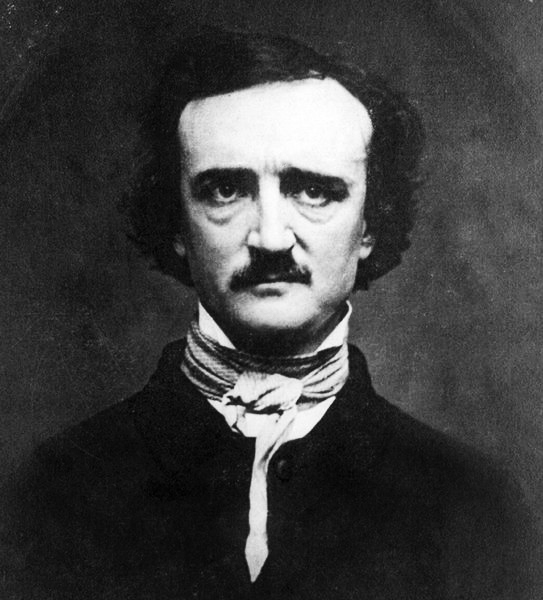 Edgar Allan Poe; January 19, 1809 – October 7, 1849) was an American author, poet, editor, and literary critic.