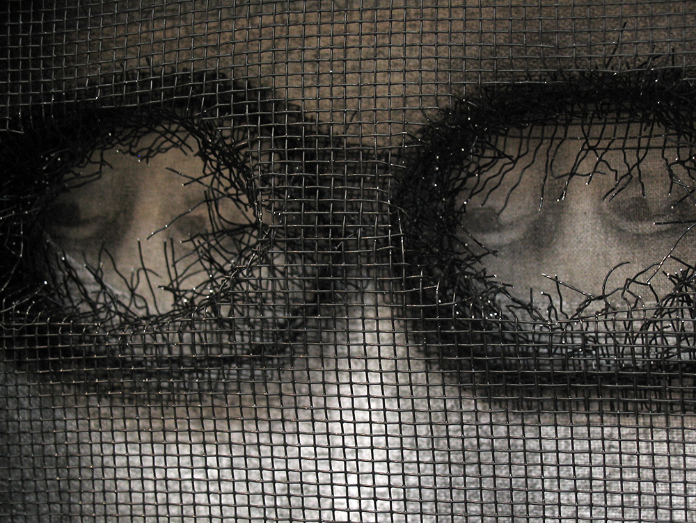 Hey Six Eyes - detail