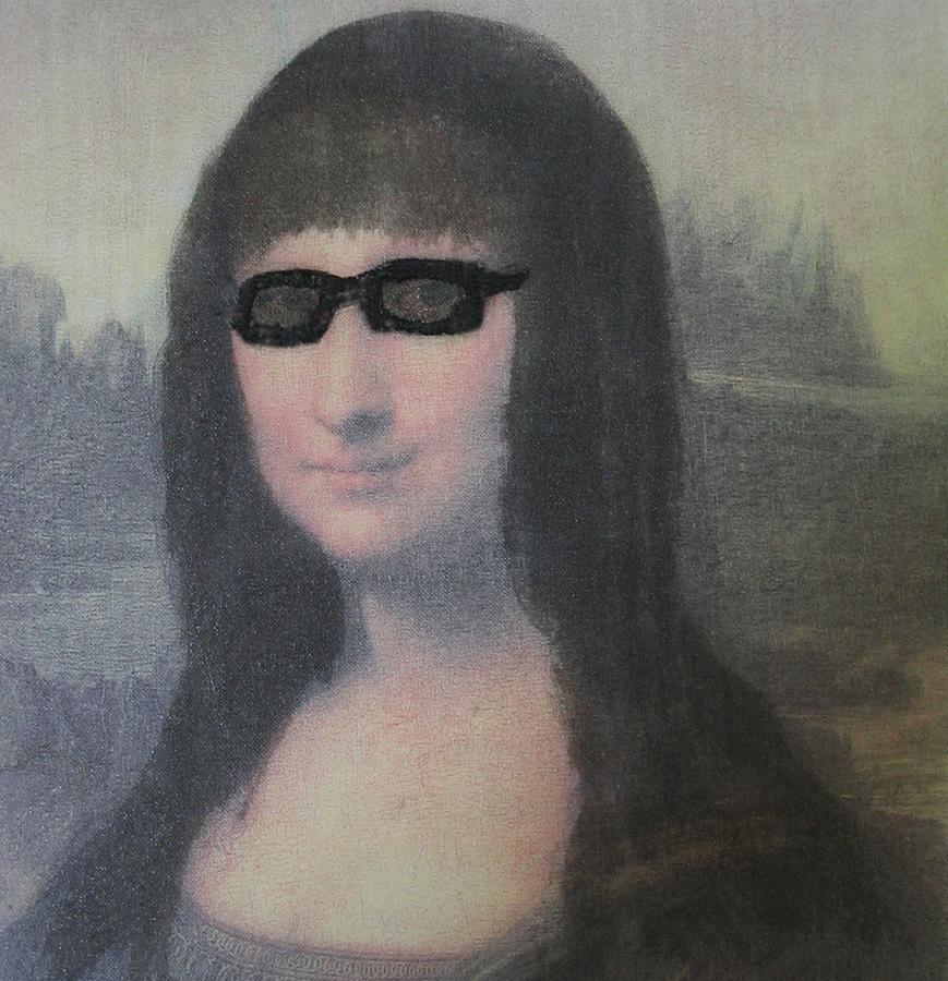 Mona collage #3