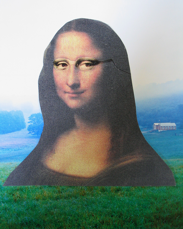 Mona collage #2