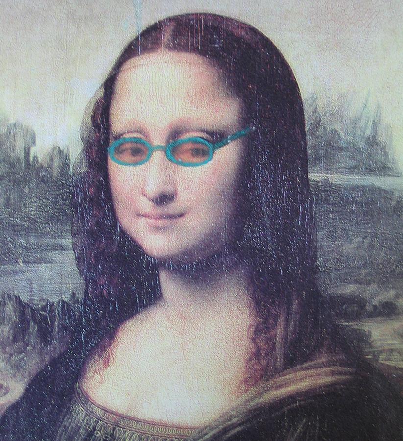 Mona collage #5