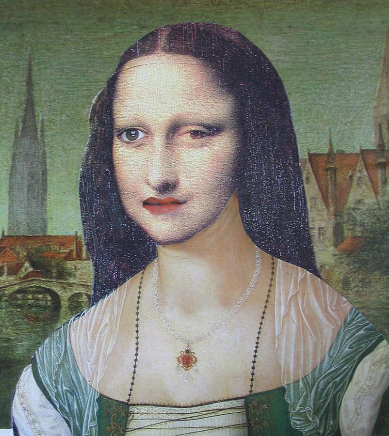 Mona collage #6