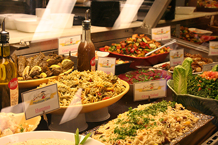 Fresh Salads + Side Dishes