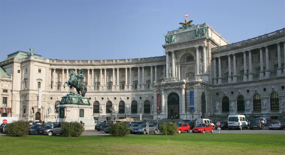 The Hofburg also houses the OSCE Permanent Council