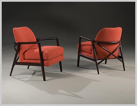 ... Thayer Coggin Lex Chairs