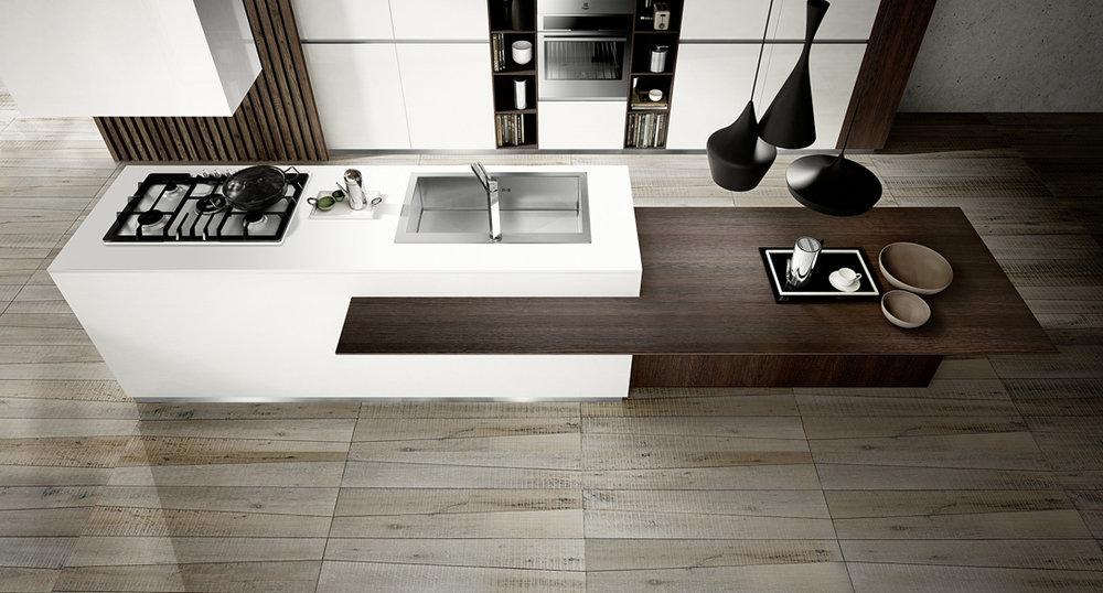 "Composit ""Mood"" kitchen"
