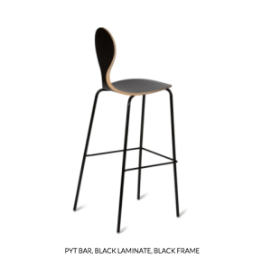 "The ""PYT Bar"" stool, by Komplot Design, Denmark"