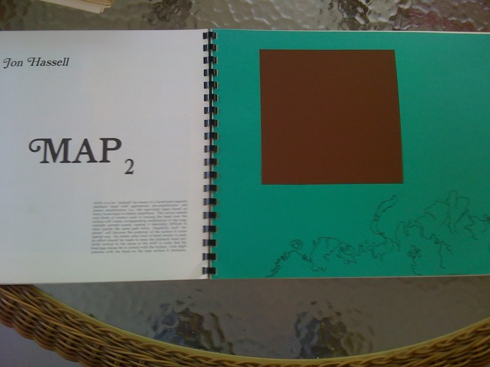 "Jon Hassell  '  s  ""  Map2"""