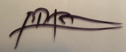 Kuczer's Signature and Publishing Logo