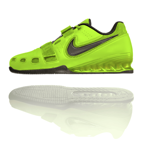 save off fe025 f7db5 Nike Romaleos 2- Volt — Below Parallel
