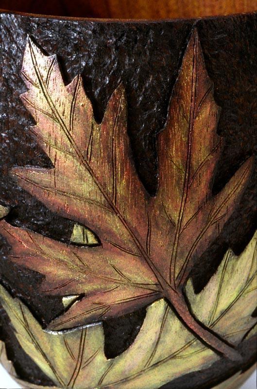 Bronzed Autumn - View 2