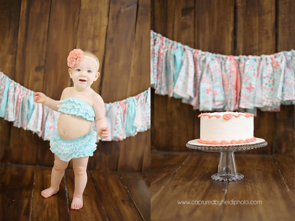 2-central-iowa-baby-cake-smash-photographer-first-birthday-party-coral-aqua-teal-birthday-cake.png