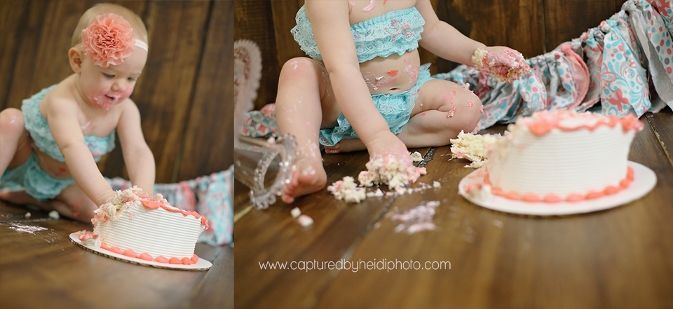 6-central-iowa-baby-cake-smash-photographer-first-birthday-party-coral-aqua-teal-birthday-cake.png