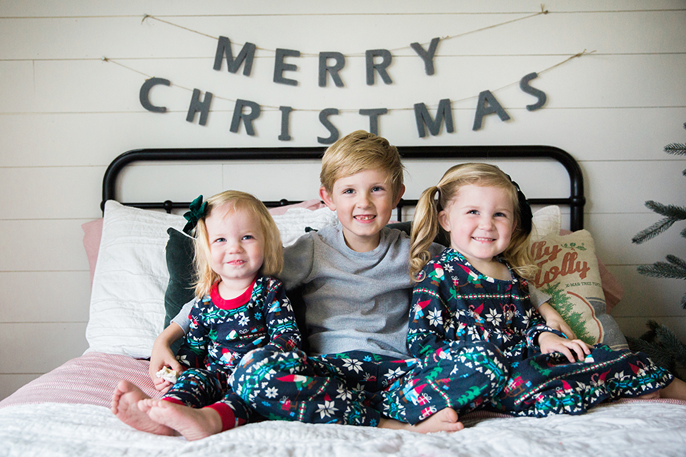 3 central iowa family photographer huxley desmoines ankeny captured by heidi hicks yume cookies christmas minis pajamas santa milk cookies.jpg